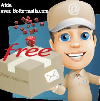 Boite FREE