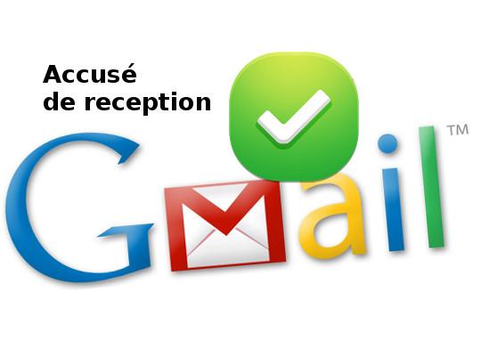 accusé reception mail