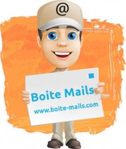 Boite mails