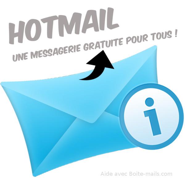 hotmail com   messagerie gratuite et boite de reception