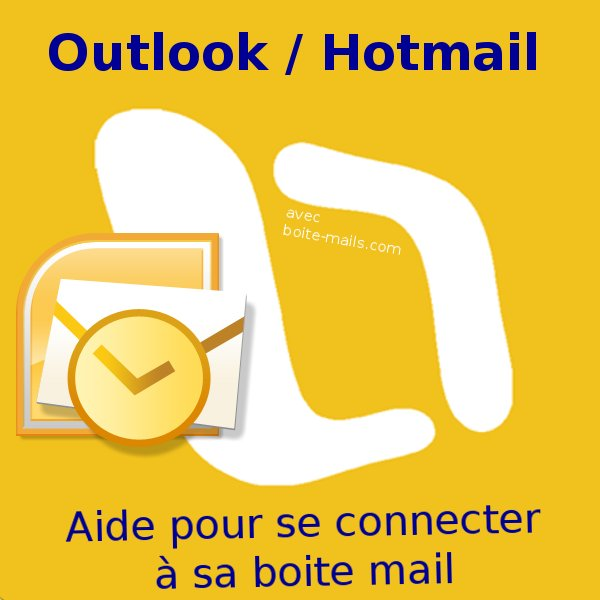 Hotmail et outlook
