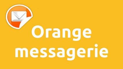 Orange Messagerie internet mail : Mes messages reçus