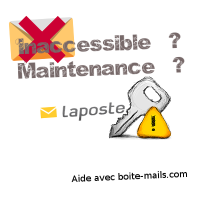 maintenance laposte