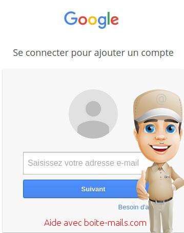 connexion compte google
