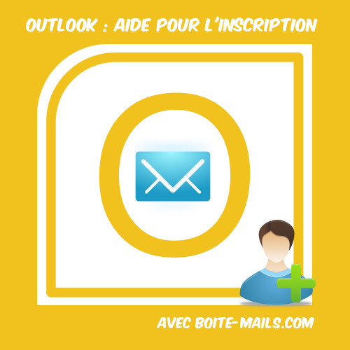 inscription outlook