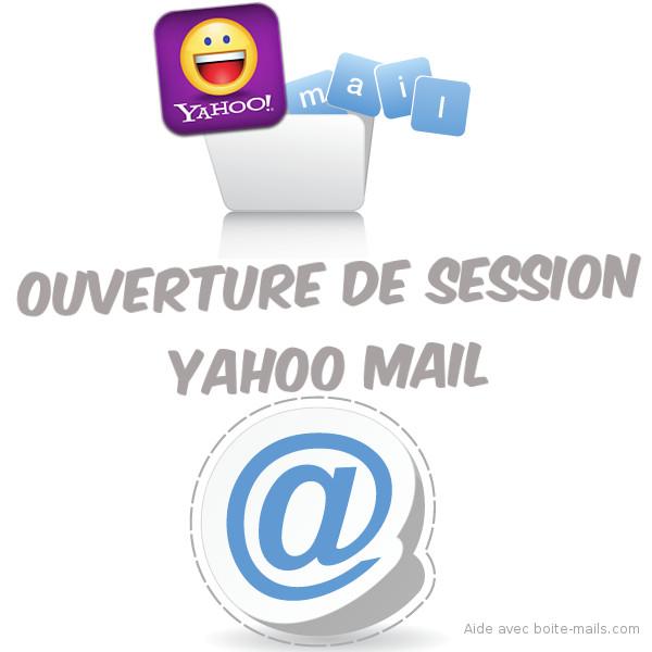 Ouverture de session yahoo mail