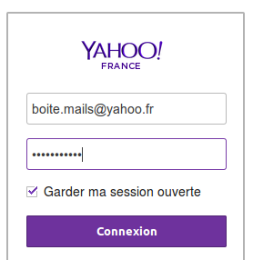 yahoo mail france messagerie yahoo gratuite en fran ais. Black Bedroom Furniture Sets. Home Design Ideas