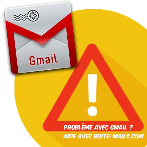 gmail.com probleme