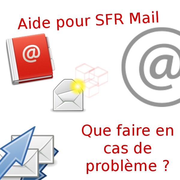 probleme sfr mail