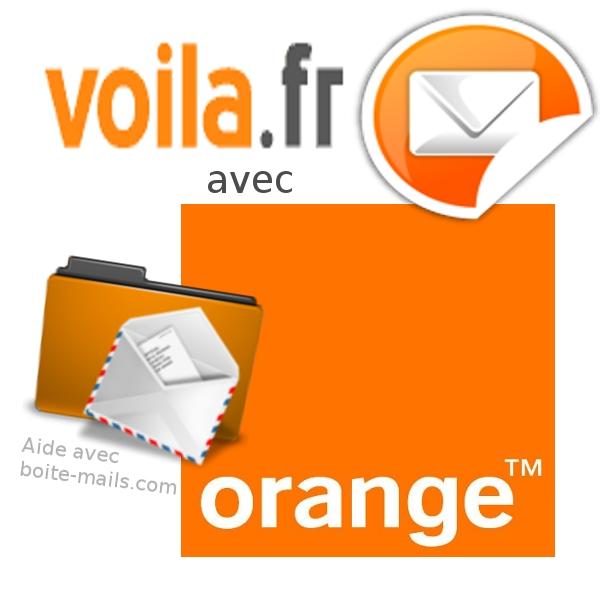 portail voila orange