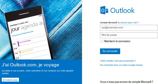 Wwwhotmailfr Se Connecter Sign In à La Messagerie