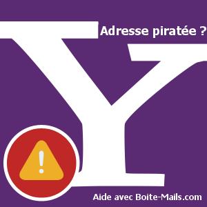 Adresse Yahoo hacké ?