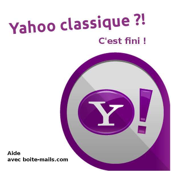 yahoo mail classique