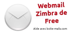 Webmail zimbra